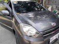 Silver Toyota Wigo 2017 for sale in Antipolo