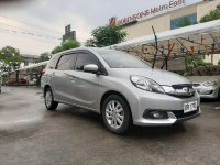Sell Silver 2015 Honda Mobilio in Cainta