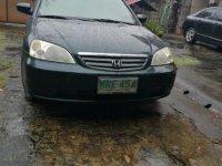 Black Honda Civic 2016 for sale in Cabanatuan