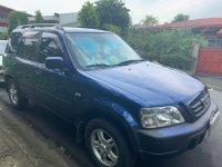 Sell Blue 1999 Honda CR-V in Quezon City