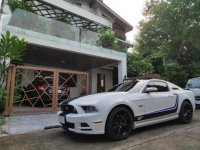 Sell Pearl White 2014 Ford Mustang in Cabuyao