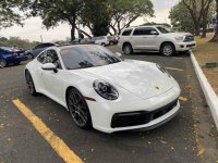Pearl White Porsche 911 Carrera 2020 for sale in Manila