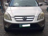 Silver Honda CR-V 2006 for sale in Bustos