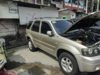 Sell Silver 2007 Ford Escape in Quezon City