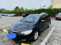 Black Honda Civic 2007 for sale in Manila