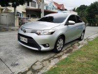 Silver Toyota Vios 2016 for sale in Parañaque