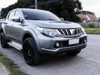 Sell Silver 2015 Mitsubishi Strada in Bacoor