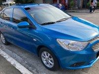 Selling Blue Chevrolet Sail 2018 in Quezon City