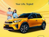 Yellow Kia Stonic 2020 for sale in Makati