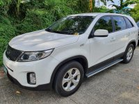 White Kia Sorento 2013 for sale in Silang