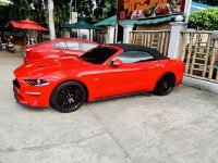 Red Ford Mustang 2020 for sale in Angeles City