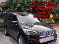 Selling Black Suzuki Ertiga 2020 in Manila