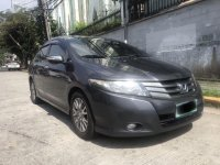 Grey Honda City 2009 for sale in Manila