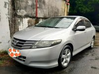 Silver Honda City 2010 for sale in Manila