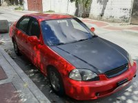 Selling Red Honda Civic 2011 in Concepcion City