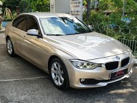 Sell Silver 2014 BMW 318D in Quezon City