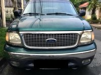 Green Ford Expedition 1999 for sale in San Pedro