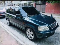 Green Honda CR-V 1999 for sale in Marikina