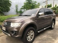 Selling Brown Mitsubishi Montero 2015 in Santa Rosa