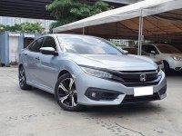 Selling Silver Honda Civic 2016 in Makati