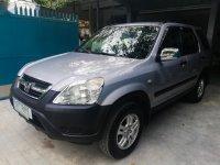 Sell Silver 2010 Honda CR-V in Quezon City