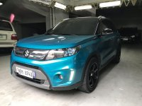 Selling Blue Suzuki Vitara 2018 in Caloocan