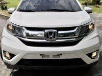 Selling White Honda BR-V 2017 in Manila