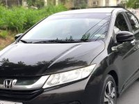 Selling Black Honda City 2014 in Las Piñas