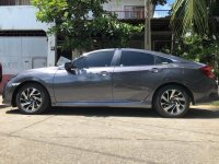 Sell Silver 2017 Honda Civic in Antipolo
