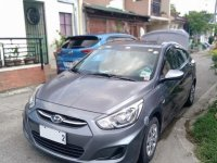Selling Grey Hyundai Accent 2016 in Cavite