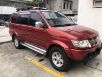 Red Isuzu Crosswind 2006 for sale in Pasay City