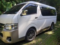 White Toyota Grandia 2016 for sale in Mandaluyong City