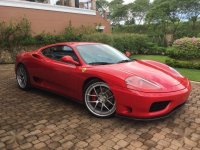 Red Ferrari 360 Modena 2001 for sale in Pasig City