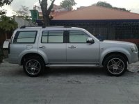 Sell Silver Ford Everest 2006 in Cebu City