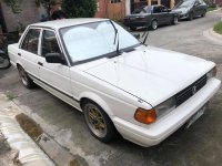 Sell White 1989 Nissan Sentra in Bacoor