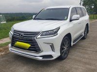 Sell White 2018 Lexus LX in Cavite