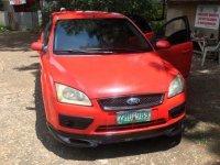 Selling Orange Ford Focus 2007 in Manila