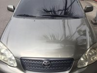 Brown Toyota Altis 2004 for sale in Caloocan City