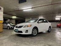 Sell White 2012 Toyota Corolla Altis in Cavite