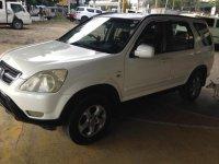 Sell White 2004 Honda CR-V in Las Piñas