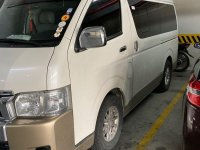 Sell White 2016 Toyota Hiace Super Grandia in Pasay