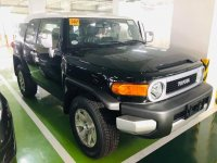 Black Toyota FJ Cruiser 2020 for sale in Manila