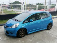 Blue Honda Jazz 2009 for sale in Hermosa