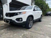 Sell Pearl White 2010 Kia Sorento in Parañaque