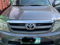 Silver 2008 Toyota Fortuner for sale in Manila