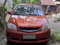 Orange Toyota Vios 2006 for sale in Manila