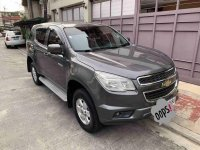 Selling Silver Chevrolet Blazer 2014 in Quezon City