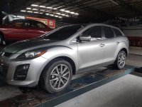 Selling Silver Mazda Cx-7 2010 in Manila