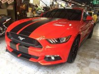 Red Ford Mustang 2016 for sale in Manila