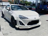 Sell Pearl White 2013 Toyota 86 in Muntinlupa